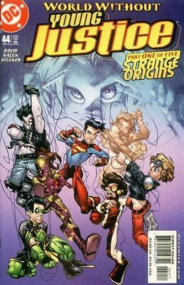 Young Justice #44