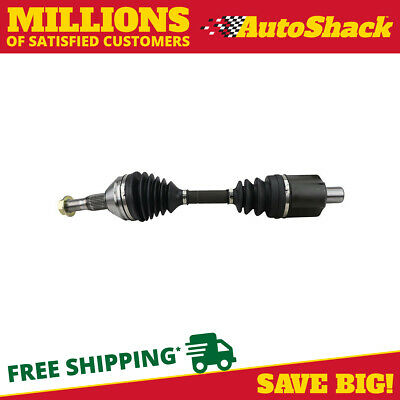 New Complete Cv Axle Shaft Assembly Fits Chevy Buick Pontiac Saturn Front Right