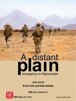 A Distant Plain Board Game: 3rd Printing