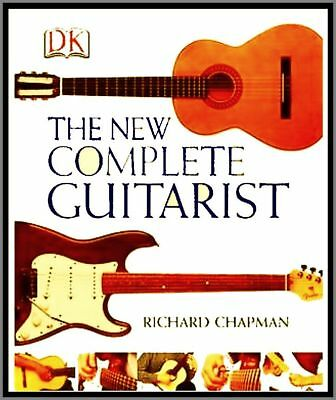 NEW COMPLETE GUITAR Book A-Z Model Gallery Repair Gear History Picking & Pleks