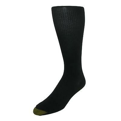 New Gold Toe Men's Firm Compression Over the Calf Socks