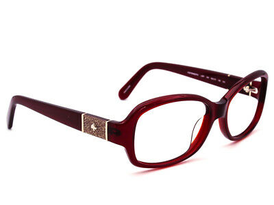 ff04a529f1 Kate Spade Sunglasses FRAME ONLY Cheyenne P S JJXP Red Square 55