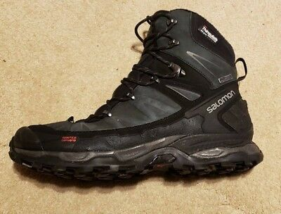 finest selection 7a918 d5929 SALOMON X ULTRA Winter CS Hiking Boots