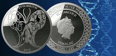 2019 South Africa 1 oz .999 Silver Krugerrand Coin Round Bullion BU IN-STOCK!!!!