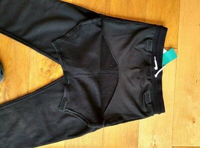 Boy's  Disabled wheelchair adapted  Clothing. Tracksuit bottoms with DROP FRONT