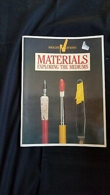 North Light Art School Materials Exploring The Mediums book 1988
