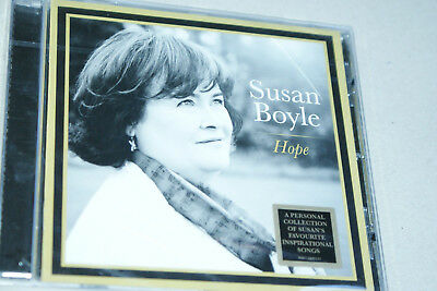 Susan Boyle ** Hope ** New & Sealed – Cd Album  Brand New & Sealed Cd Album