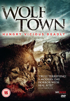 Wolf Town - NEW SEALED horror DVD - Free Postage / FULLY GUARANTEED