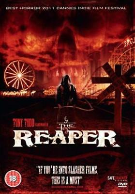 The Reaper - NEW SEALED horror DVD - Free Postage / FULLY GUARANTEED