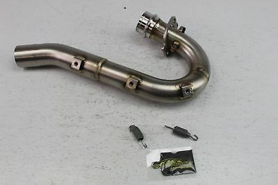 Pro Circuit - 02111458 - Stainless Steel Head Pipe CRF450R