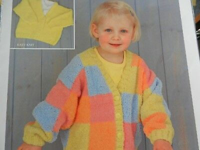 25348176be72 Girls Knitting Patterns Girls Cardigan V Neck Cardigan