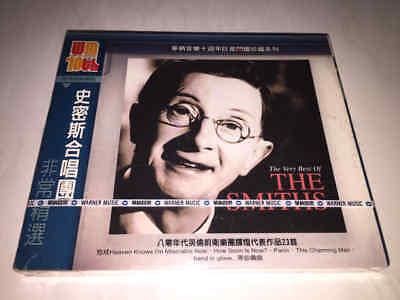 The Smiths Morrissey 2001 The Very Best Of Taiwan Limited Edition Box CD Sealed