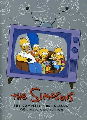 Simpsons: The Complete First Season [3 Discs] (DVD Used Very Good)
