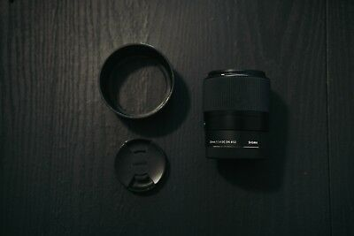 Sigma 30mm F1.4 DC DN Lens for Sony E Mount