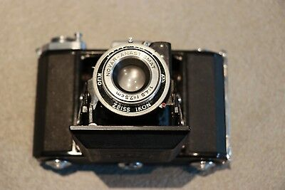 IKONTA 521/16 Zeiss.  Has sat in a box for 50 years!!