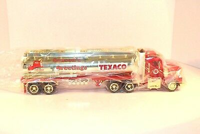 Texaco Fire Chief Coin Bank by Taylor Made Trucks with Lights and Sound