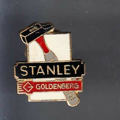Rare Pins Pin's .. Agriculture Outil Tool Btp Bricolage Marteau Stanley ~Bc