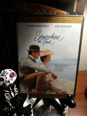 Somewhere in Time (Collector's Edition DVD) - Christopher Reeve,Jane Seymour OOP