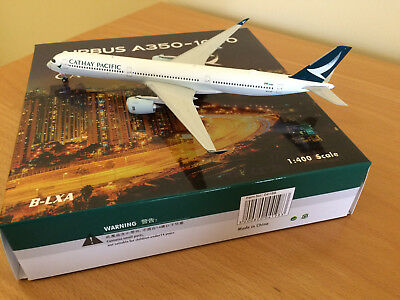 Phoenix A350-1000 Cathay Pacific (B-LXA) **VERY RARE** 1:400