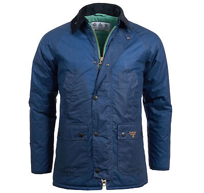 Barbour Beacon Lingmell Waxed Cotton Jacket Coat Heritage New Mens M Rrp £200