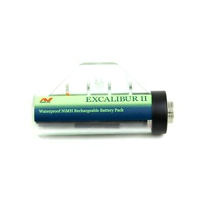 Minelab NiMh Battery Pod Complete for Excalibur series