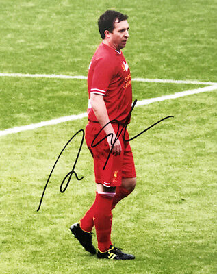 Robbie Fowler Autograph - Genuine Signed Liverpool Photograph + *Certificate*