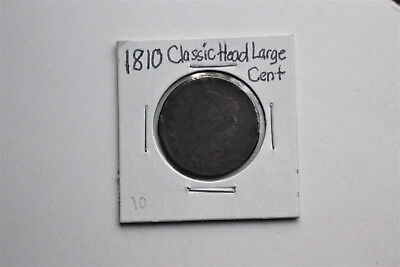 1810 Clasic Head Large Cent