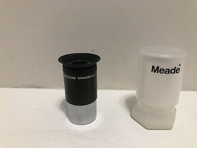 "Meade MA25mm Multi Coated Eyepiece for Telescope 1.25"" - Used In Good Condition"
