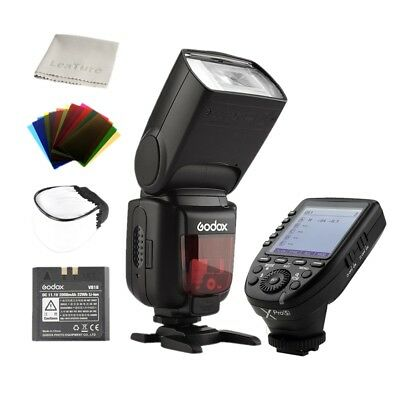 Godox V860IIS TTL HSS 2.4G Wireless Camera Flash + XPro-S Transmitter for Sony