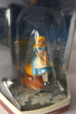 Disney Rare Vintage Tiny Kingdom Alice In Wonderland Figure NIB