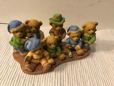 Cherished Teddies Good Friends Can Come In Small Packages