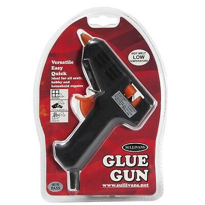 Sullivans Glue Gun, Black - (2 Sizes Available)