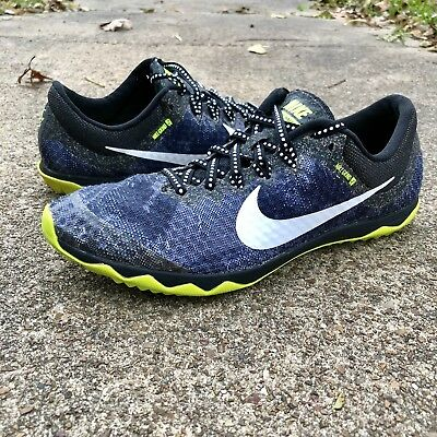 667c3b1f556f4d Nike Zoom Rival Waffle XC Track Racing Spikeless Size 7.5 Shoes Women s Gray