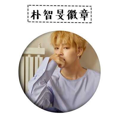 KPOP BTS Love Yourself Bangtan Boy Badge Button For Clothes Hat Decoration JIMIN