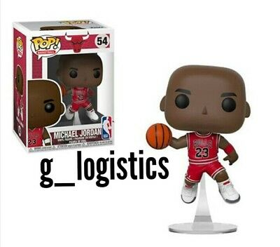 Funko Pop Nba Basketball Chicago Bulls: Michael Jordan #54. Preorder.