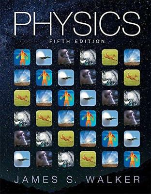 [PDF Download] Physics 5th Edition by James S. Walker Textbook + Solution Manual