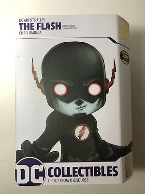 DC Collectibles Artists Alley Chris Uminga Black Flash Villain Variant Exclusive