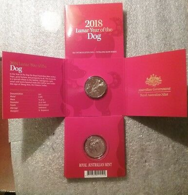2018 50c Tetra-decagon Uncirculated Coin carded RAM issed coin
