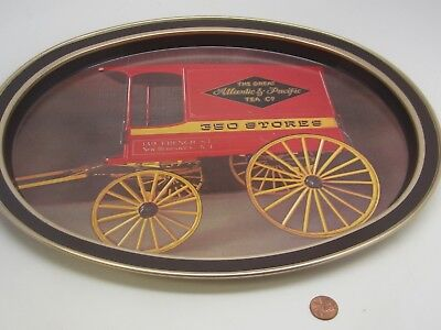 THE GREAT ATLANTIC&PACIFIC TEA Company A&P Tray 350 STORES