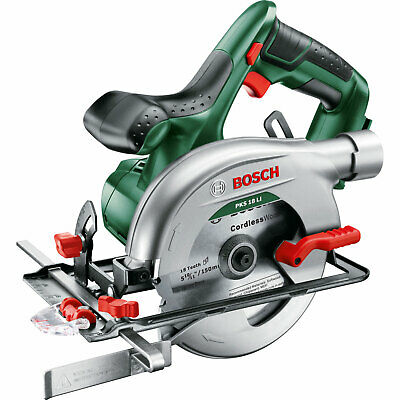 Bosch PKS 18 LI 18v Cordless Circular Saw 150mm No Batteries