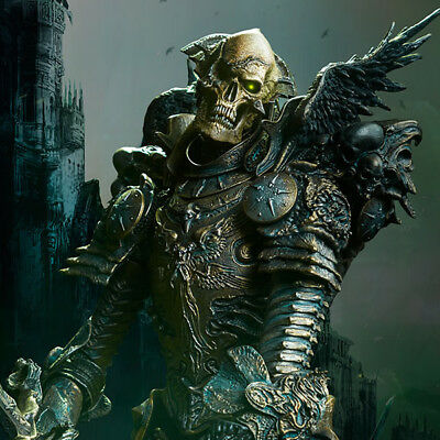 Sideshow Tribunal de The Dead Mortighull Risen Reaper General Figura Estatua