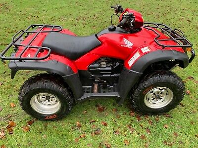 Honda TRX 350 ATV Farm Quad Bike 4x4 4wd 350cc Fourtrax  FM