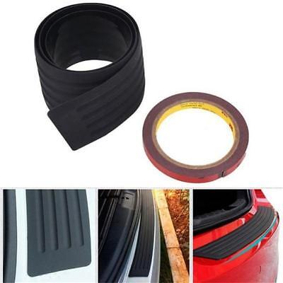 Universal Double Side Tape Rubber Pad Car Rear Trunk Bumper Guard Protector MN