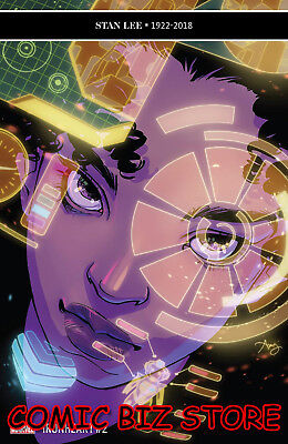 Ironheart #2 (2019) 1St Printing Bagged & Boarded Marvel Comics