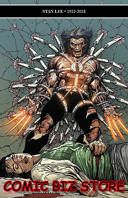Return Of Wolverine #4 (Of 5) (2019) 1St Print Steve Mcniven Main Cover Marvel