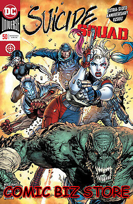 Suicide Squad #50 (2019) 1St Printing Main Cover Bagged & Boarded Dc Uni ($4.99)