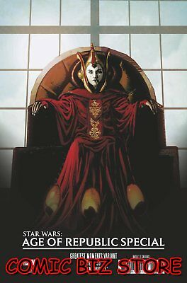 Star Wars Age Republic Special #1 (2019) 1St Print Deodato Variant Cover ($4.99)