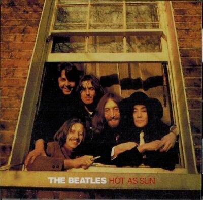 THE BEATLES Hot As Sun - Revised Edition Press CD  *F/S