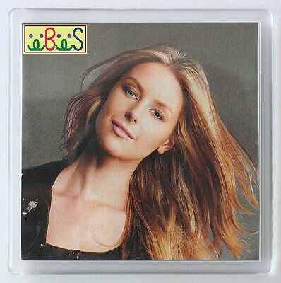 15x Blank Sq Clear Acrylic Coasters 100x100mm Frame & 90x90mm Photo Size G1521
