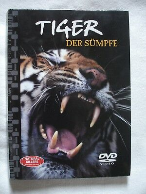 DVD * Natural Killers * Tiger * Die Sümpfe